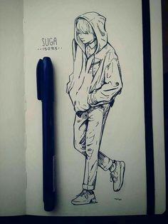 FanArt Suga