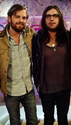 Caleb and Nathan