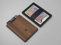 20 Simple and Minimal Wallet Designs