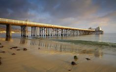 "Patrick Smith  ""Malibu Light"" , Malibu Pier, California"