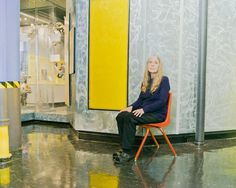 Her Code Got Humans on the Moon—And Invented Software Itself | Margaret Hamilton at the MIT Museum in Cambridge, MA.  | Credit: Harry Gould Harvey IV for WIRED | From WIRED.com