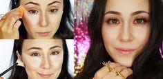 Die Baking-Methode: So bekommen Sie ihr Make up auch gebacken!