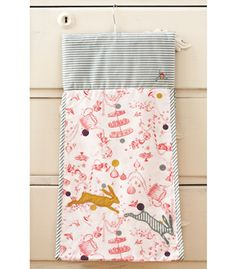 Buy your Joules Mad Hatter Nappy Stacker from Kiddicare Nappy Accessories| Online baby shop | Nursery Equipment