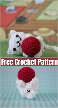 18 Easy Crochet Cat Patterns - Free Patterns - Linalu Müller - 18 Easy Crochet Cat Patterns - Free Patterns We will share with you one of these pet animal's amigurumi and stuffed crocheted toy. We are going to share with you crochet cat patterns. Crochet Cat Toys, Kawaii Crochet, Crochet Diy, Crochet Animals, Crochet Crafts, Simple Crochet, Diy Crafts, Crochet Keychain Pattern, Crochet Cat Pattern
