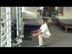 Shoulder Pain Injury Back Leg Exercise Squatting and Rowing.  Welcome to Tridosha Wellness.   Integrating Physical Therapy, Exercise Science and Ayurveda to help you recover faster, to be pain free, detox, improve fitness and energy.   http://www.Tridoshawellness.com Manu Kalia (Physical Therapist and Clinical Ayurvedic Herbalist) demonstrates squat rowing exercise for shoulder back leg strengthening  http://www.tridoshawellness.com/  http://www.facebook.com/TridoshaWellness