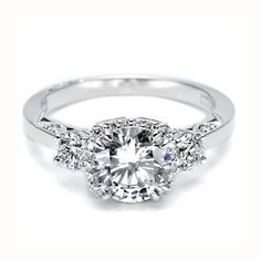 Tacori 2623RDLG Engagement Ring