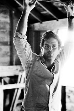 mark ruffalo...one of my top 5 favorite actors.