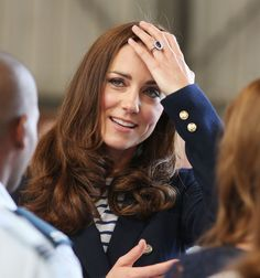 Catherine, Duchess of Cambridge and Prince William, Duke of Cambridge at Auckland's Viaduct Harbour AUCKLAND, NEW ZEALAND - APRIL 11 2014