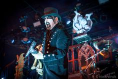 King Diamond - Abigail Tour 2016