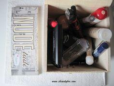 In my makeup box: September Makeup Box, Makeup Tips, Beauty Box, Nail Care, Makeup Looks, September, Blog, Mac Makeup Box, Makeup Box Case