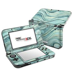 Nintendo New 3DS XL Skin - Waves