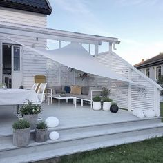 Outdoor Spaces, Outdoor Living, Outdoor Decor, Townhouse Garden, Small Space Interior Design, Outdoor Privacy, Porch Area, Swimming Pools Backyard, Backyard Patio