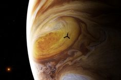 Juno Delivers Stunning New Views of Great Red Spot - Scientific American