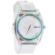 Montre NIXON / THE TIME TELLER P - Translucent