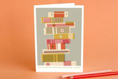 Wordsworth Adult Thank You Greeting Cards by ERAY at minted.com