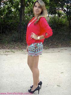 Blusa Gola Chiffon