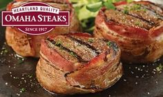 Groupon - Fall Barbecue Meat Combos from Omaha Steaks Stores (Up to 74% Off). Three Options Available.   in Multiple Locations. Groupon deal price: $24.99. Visit Groupon at http://www.robflorexplore.com/news-channel to find even more great deals.