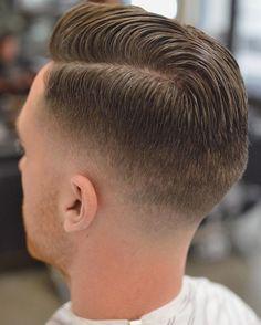 Fashionable Mens Haircuts. : Men's taper