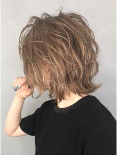 Pin on Short hair haircuts Shaggy Short Hair, Short Hair Cuts, Edgy Short Hair, Asian Short Hair, Pretty Hairstyles, Bob Hairstyles, Tomboy Hairstyles, Hair Inspo, Hair Inspiration
