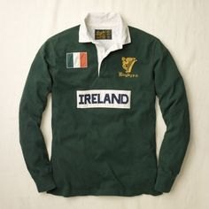 PERFECT:  Rugby for St. Patrick's Day!