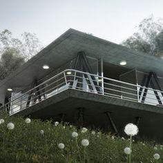 CGarchitect - Professional 3D Architectural Visualization User Community | farnsworth house-illinois,USA