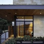 Hill Country Residence - Contemporary - Exterior - austin - by Cornerstone Architects