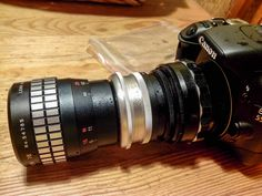 https://flic.kr/p/e6CGUQ | After the snowfall | Sun Anamorphic Adapter 16 with custom made lens clamp on a Jupiter-9