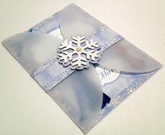 Convite Frozen confeccionado em papel color plus 180g.    PEDIDO MÍNIMO 20 UNIDADES. R$ 4,50                                                                                                                                                                                 Mais
