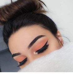 Microblading: The new technology for perfect eyebrows. Discover this ne . - Make Up & Beauty - Eye Makeup Makeup Eye Looks, Makeup For Green Eyes, Cute Makeup, Gorgeous Makeup, Pretty Makeup, Skin Makeup, Eyeshadow Makeup, Drugstore Makeup, Eyeshadows