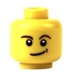 Why LEGO Minifigures Have Holes In Their Heads. Wow!!!