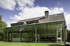 House N by Van de Kerckhove Architecten I See more at www.vandekerckhovearchitecten.be