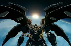 New Mobile Report Gundam Wing (新機動戦記ガンダムW) by kodomut, via Flickr
