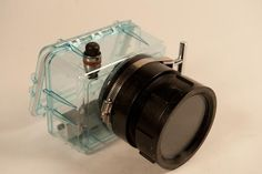 Under Water Housing for a SLR of DSLR Camera