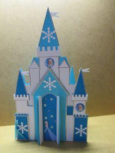 château de la reine des neiges