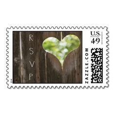 RSVP Garden Custom Wedding Postage Stamp. This is a fully customizable business card and available on several paper types for your needs. You can upload your own image or use the image as is. Just click this template to get started!