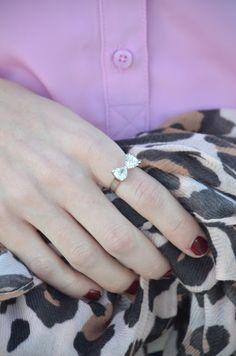 Diamond Bow Ring… LOVE!