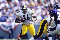 ac806ebfb When it was announced former Pittsburgh Steelers  running back Jerome Bettis  would be a part of the 2015 Hall of Fame class