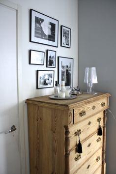 homevialaura #gallery #wall #antique #dresser #tassel #kartell #take