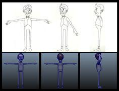 3d character design sheet - Google Search
