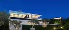modern LA villa