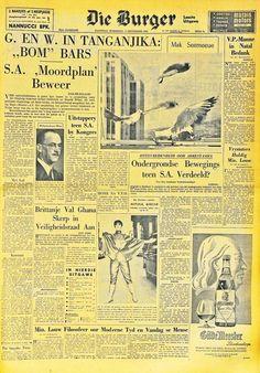 50 jaar geleden: 11 September 1963