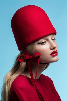 Red! on Behance