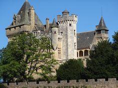 Chateau-de-Montfort-Vitrac - France