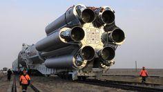 Lanceur Proton-M endommagé: une fusée de réserve envoyée à Baïkonour