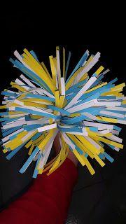 Maestra MariaPaola: Fuochi d'artificio di carta!