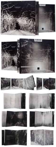 The 80/20 Rule CD packaging design (Dither - 2009)