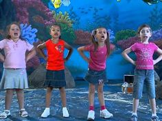 Music video by The Laurie Berkner Band performing The Goldfish. (C) 2006 Razor & Tie Direct, LLC.