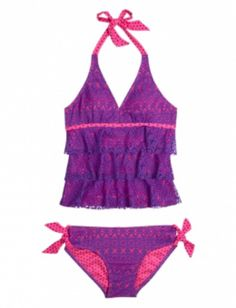 Swim Suit from Justice. Super adorable