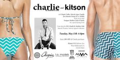 Charlie by Matthew Zink @ Kitson Beverly Hills sponsored by Alma de Agave