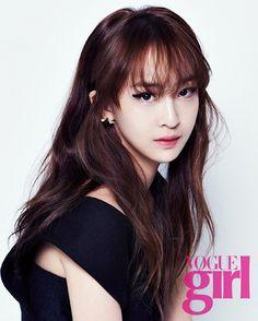 "[K-Pop] SISTAR's Dasom Glows With Girlish Beauty for ""Vogue Girl"""